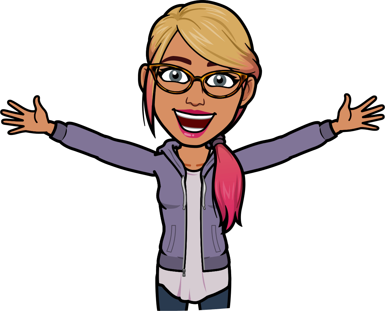 Grands, petits, blonds, frisés, déjantés… Snapchat ajoute des Bitmoji plus personnalisés