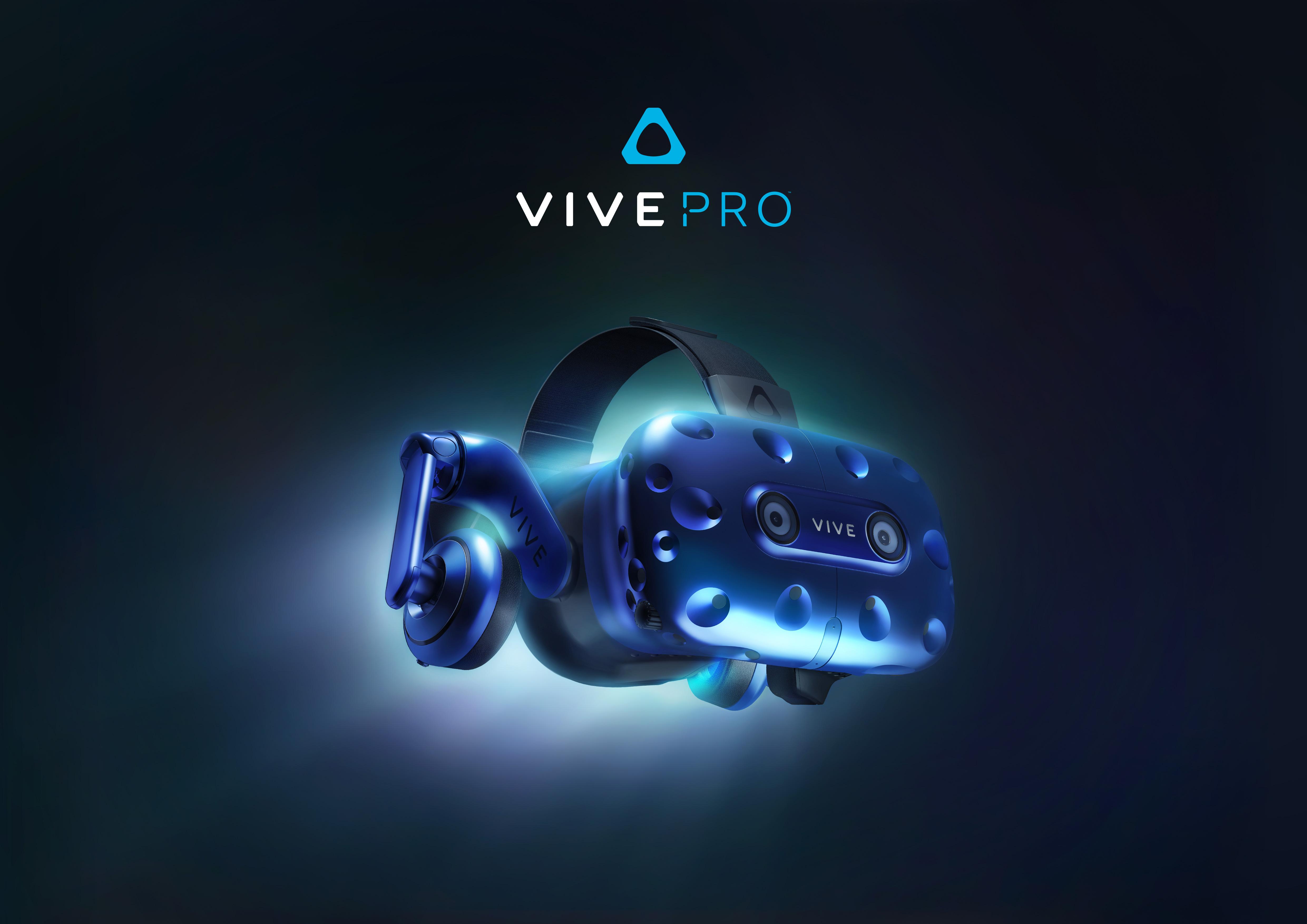 Le HTC Vive Pro est disponible en précommande!