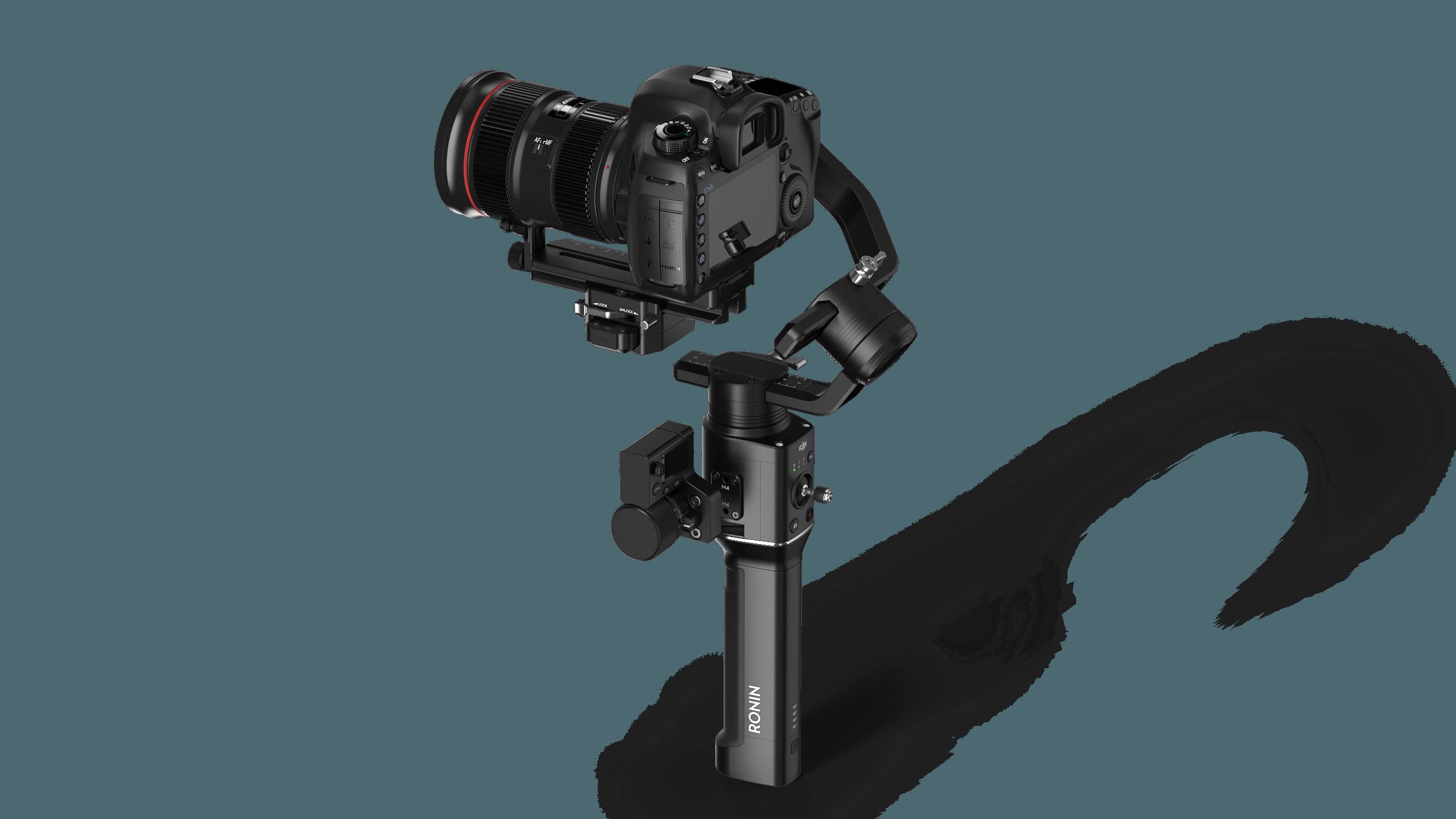 c622847938087 DJI dévoile ses stabilisateurs de caméras portables Osmo Mobile 2 et ...