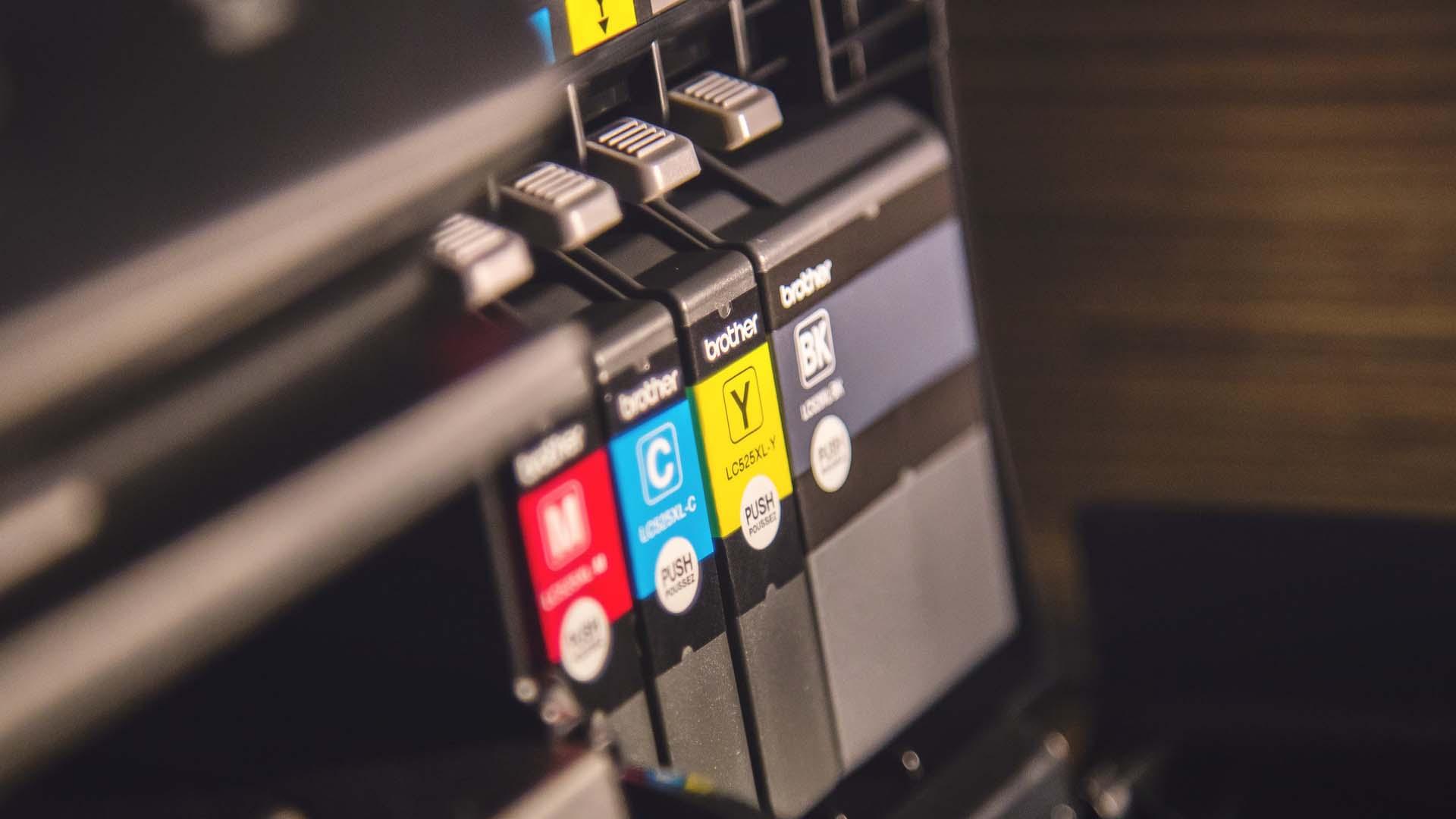 encre-imprimante