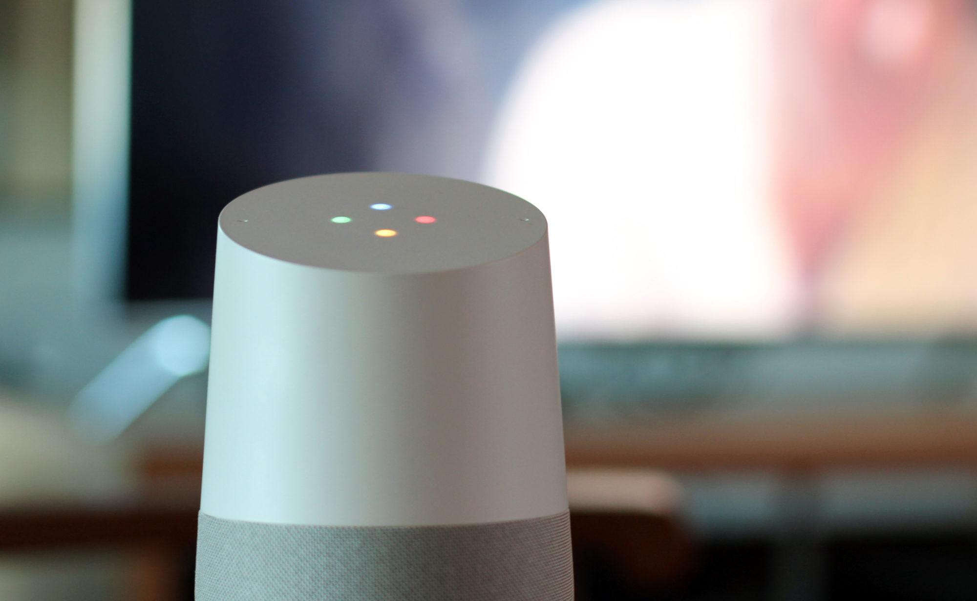 Si votre Wi-Fi rame à cause de votre Google Home, voilà la marche à