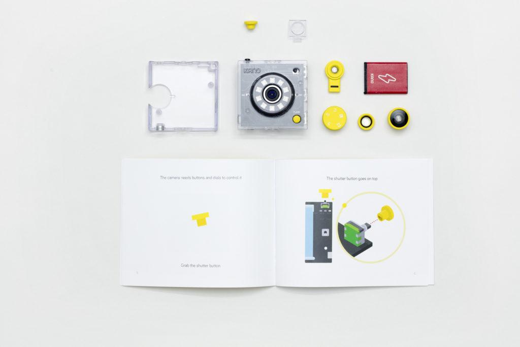 Avec son appareil photo en kit, cette startup veut apprendre aux enfants à coder