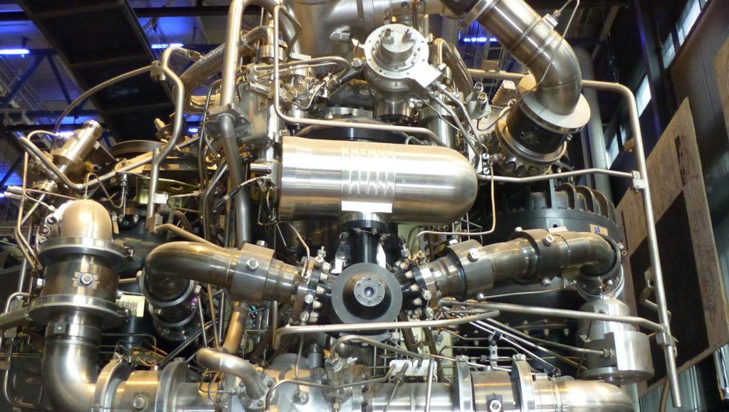 moteur fusée vulcain