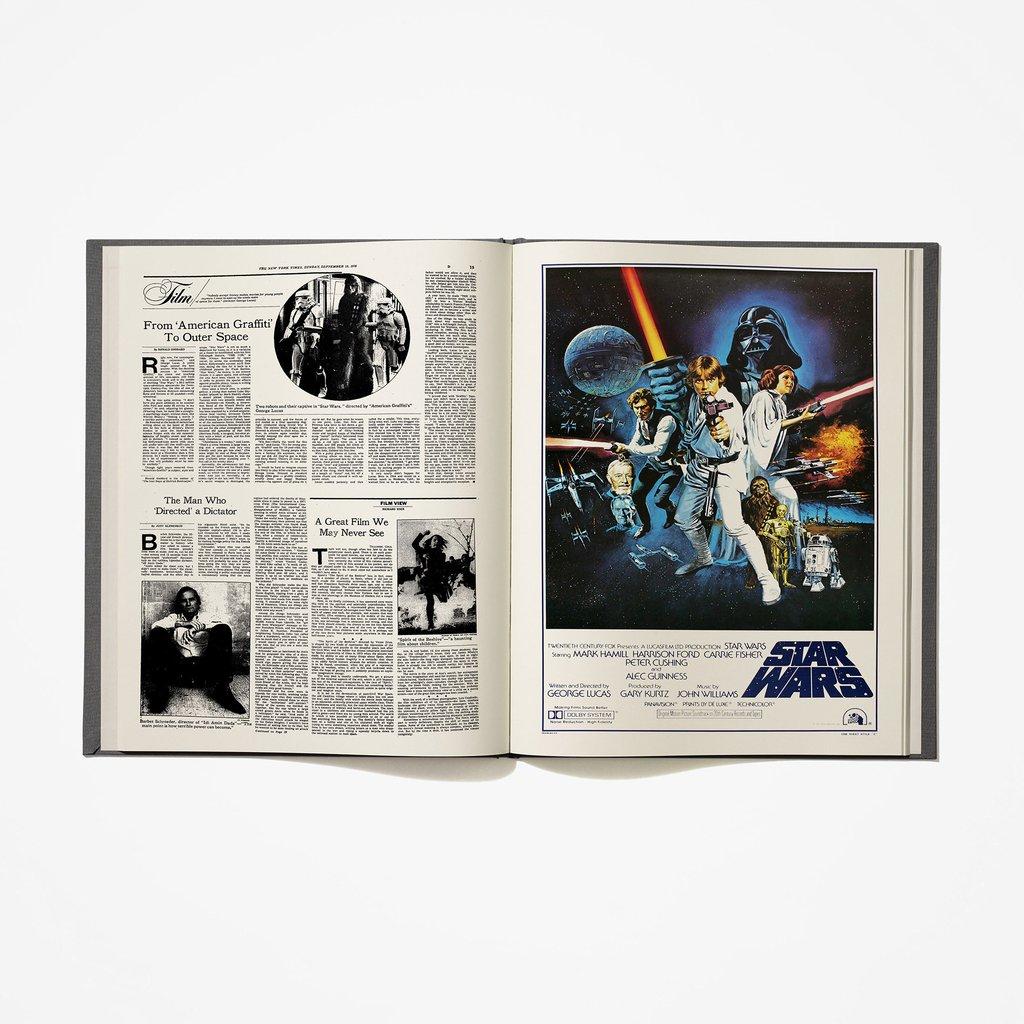 Le New York Times Edite Un Beau Livre Consacre A Star Wars