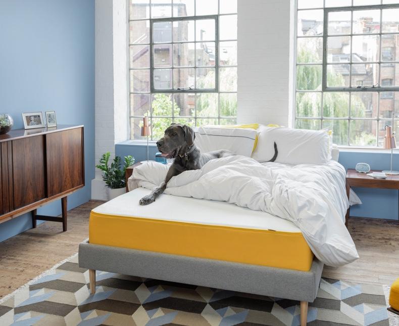 eve et si la solution pour changer vos r veils tait un matelas tech numerama. Black Bedroom Furniture Sets. Home Design Ideas