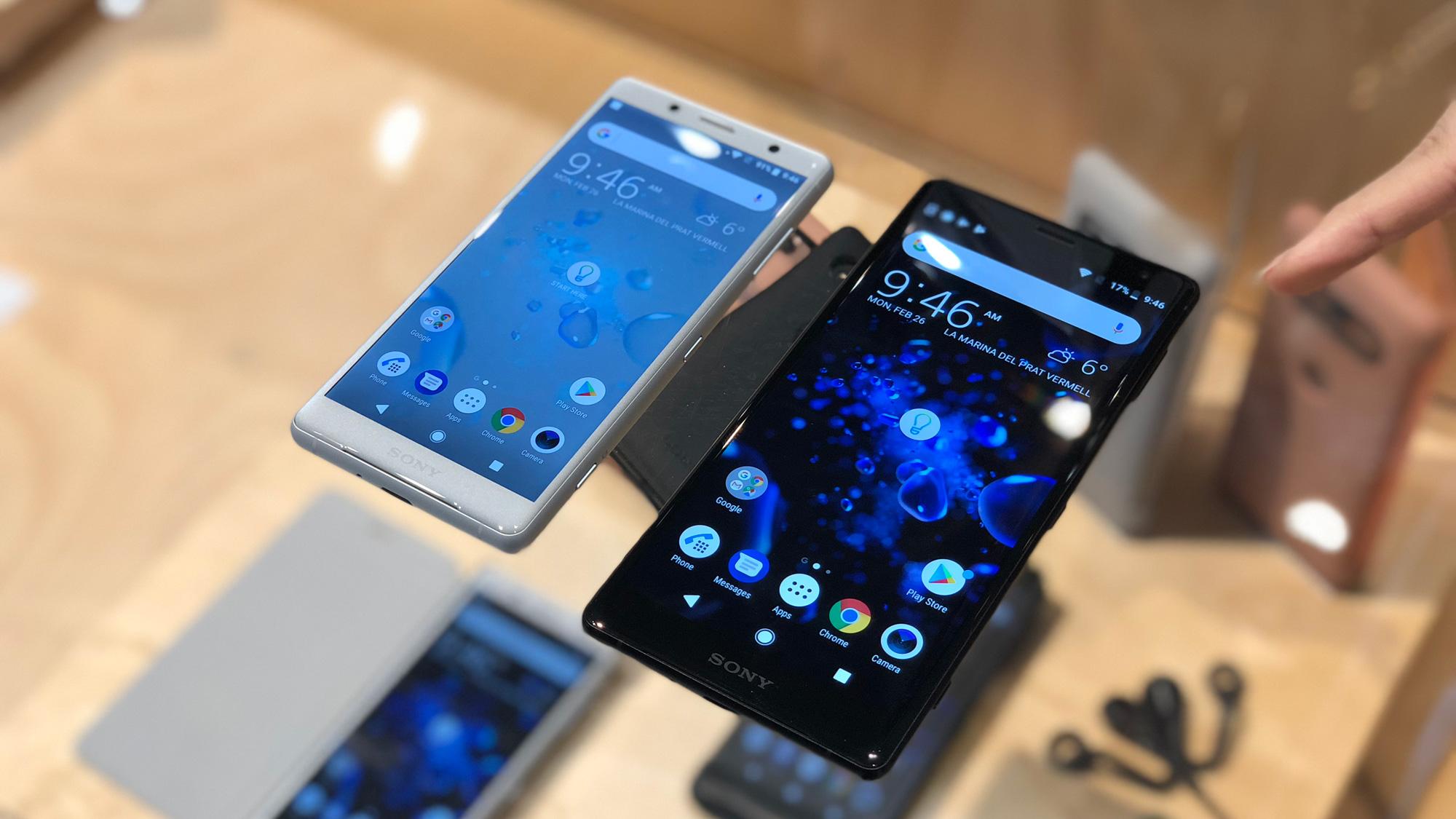 Samsung Asus Nokia Sony Les Smartphones A Retenir Du