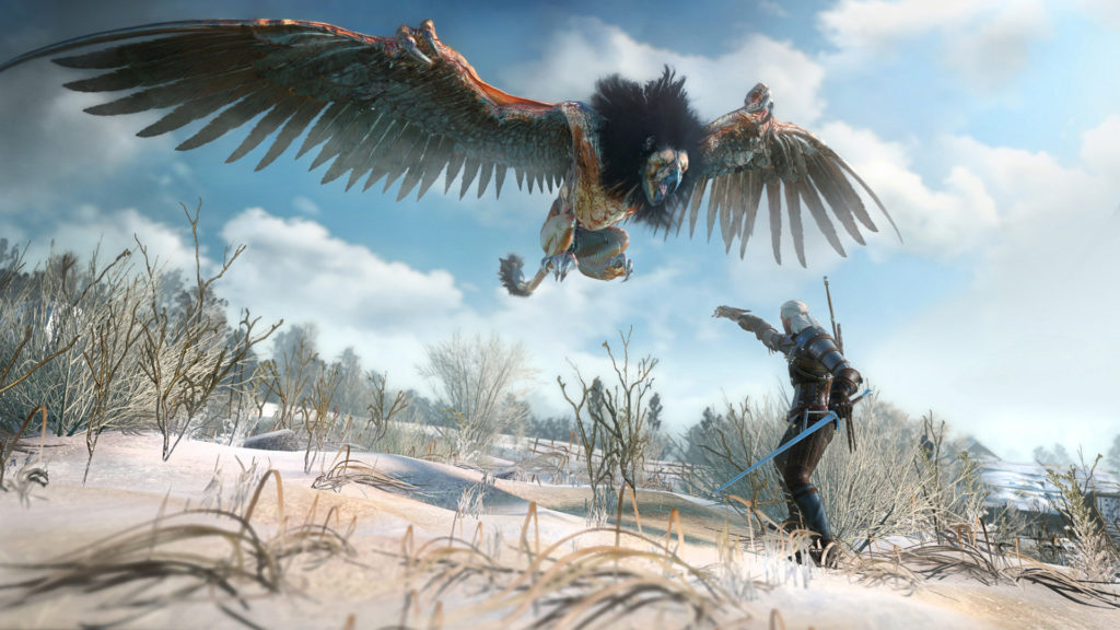 The Witcher  (Série Netfix)  The_witcher_3-wild_hunt_various_types_of_enemies_require_different_approach-1024x576
