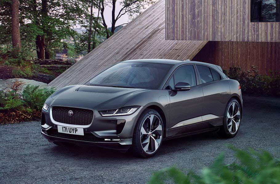 coutez le bruit artificiel de la premi re voiture lectrique de jaguar tech numerama. Black Bedroom Furniture Sets. Home Design Ideas