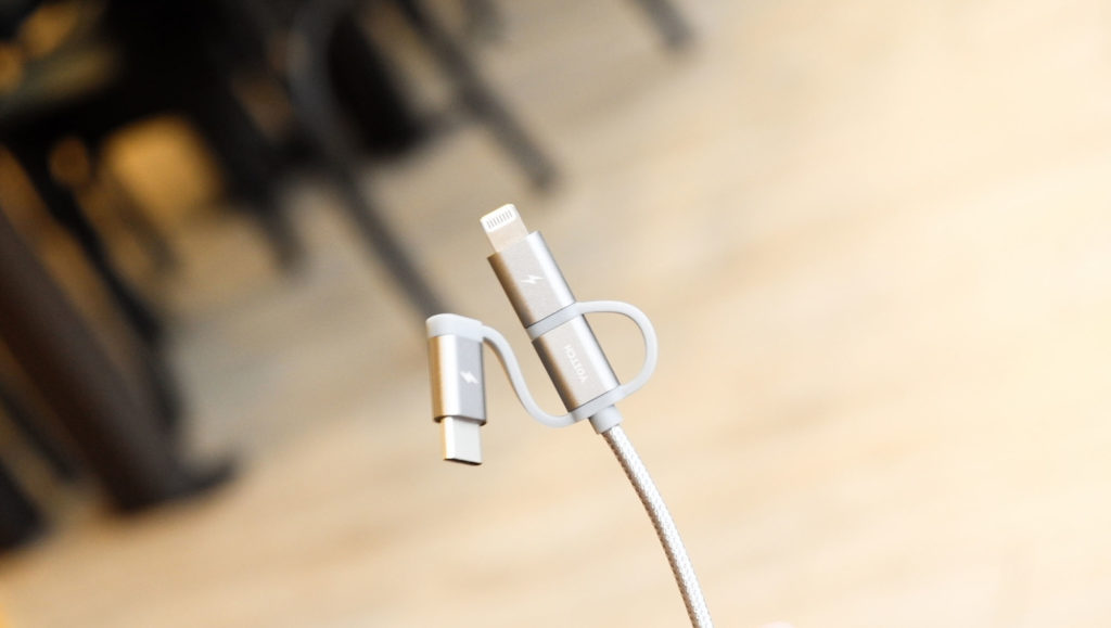 cable usb type micro lightning