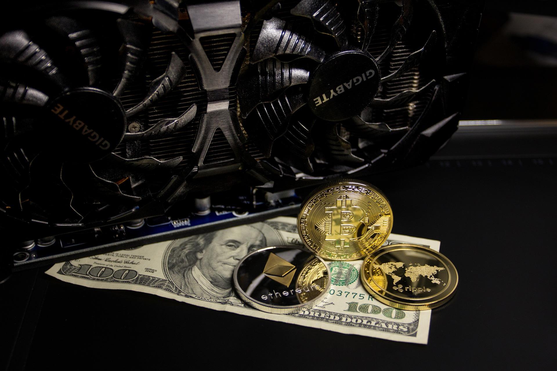 l 39 argent attire les arnaques comme le bitcoin le cryptojacking a explos en 2017 tech. Black Bedroom Furniture Sets. Home Design Ideas