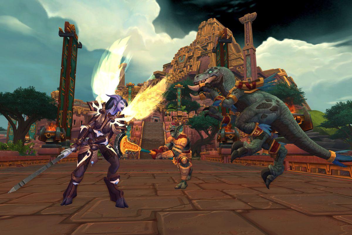 Monde de Warcraft site de rencontre