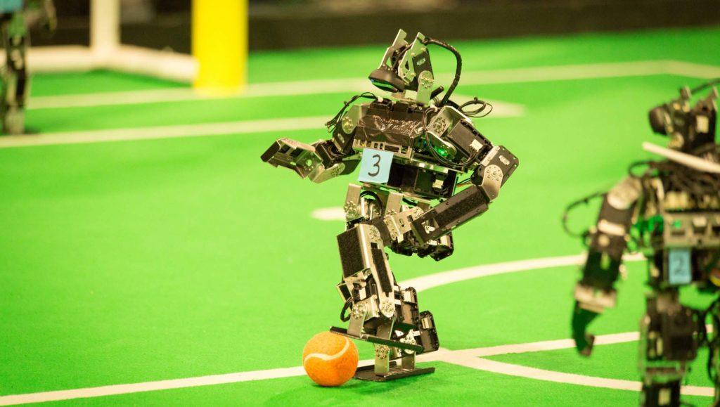 RoboCup balle robot