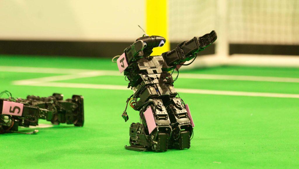 RoboCup robot balle