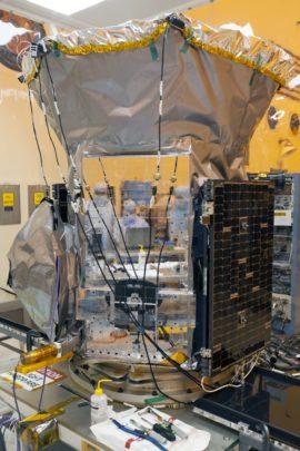 Transiting Exoplanet Survey Satellite TESS