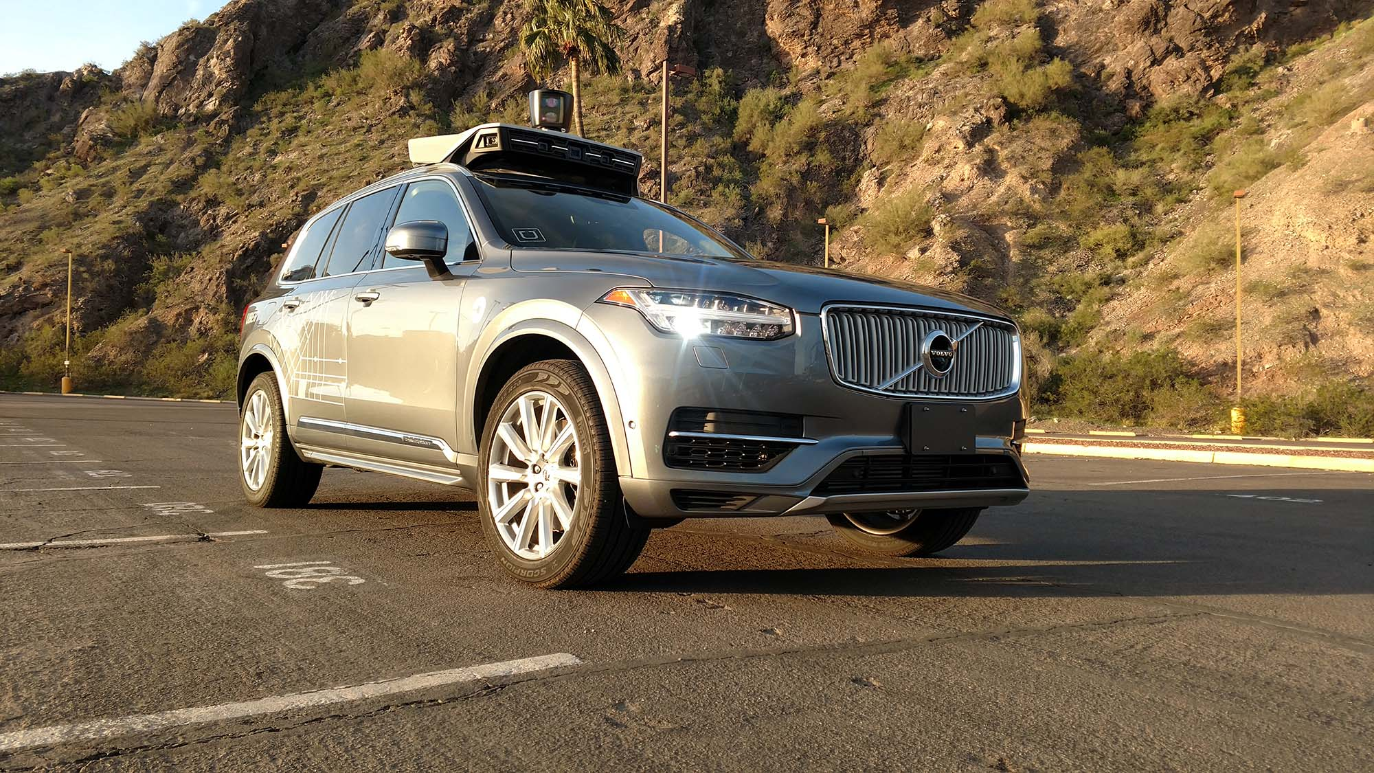 Accident Mortel Du Uber Autonome Le Freinage D Urgence Etait