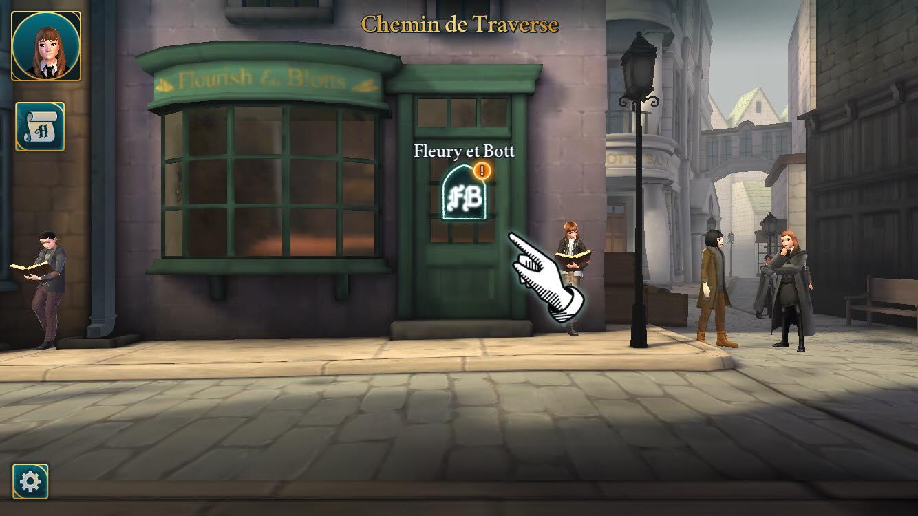 Hogwarts Mistery est disponible sur l'App Store — Harry Potter