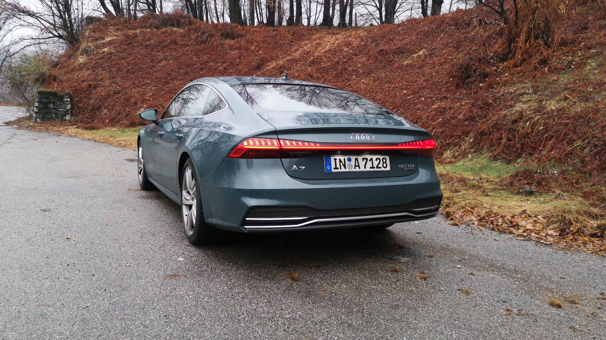 De Audi SportbackLe La Coupé Essai Nouvelle Conjugué 4 A7 Portes fIym6Y7gvb
