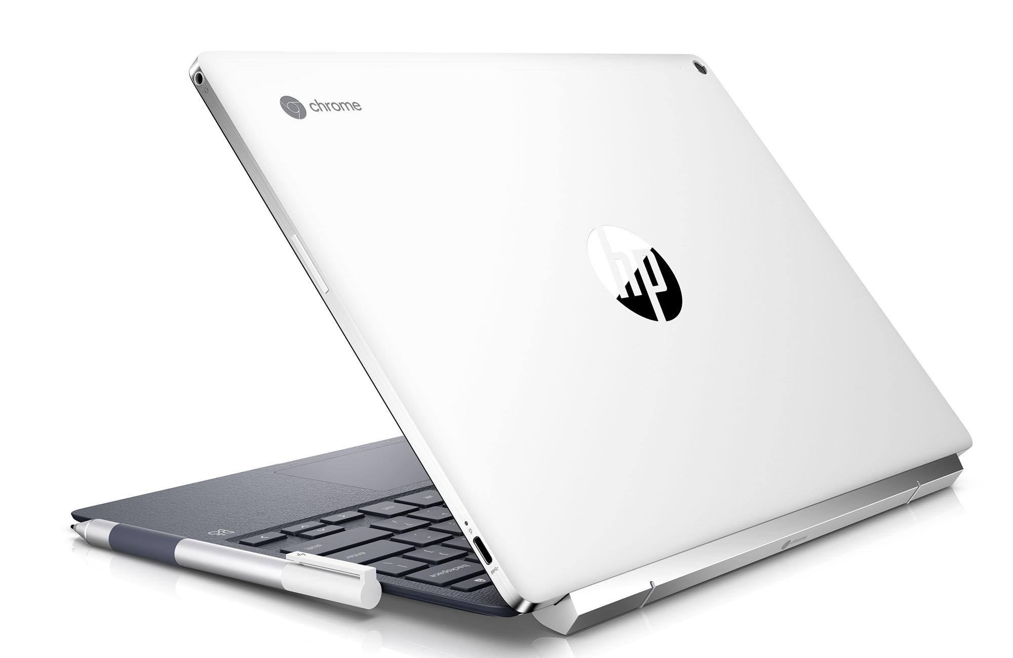 ce82967fcc3669 HP dévoile le chromebook x2, une tablette convertible en PC portable sous  Chrome OS - Tech - Numerama