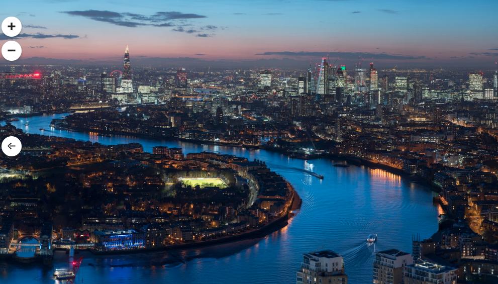 Vivez 24h à Londres avec le premier « gigalapse