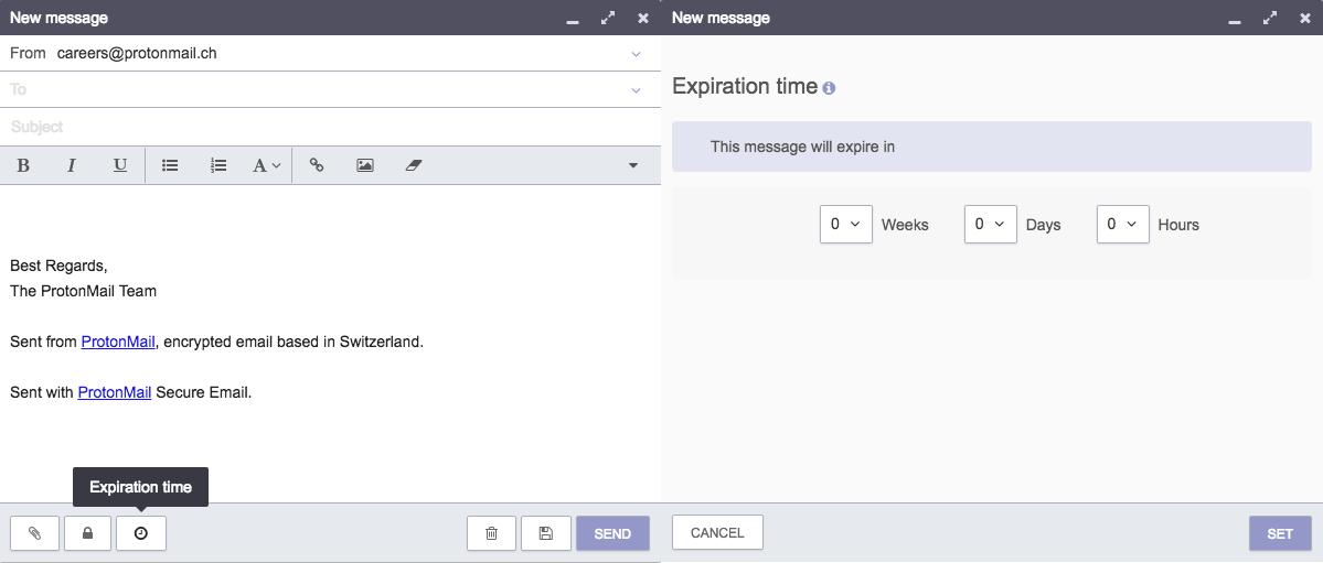 Gmail teste des mails qui s'auto-détruisent au bout d'un