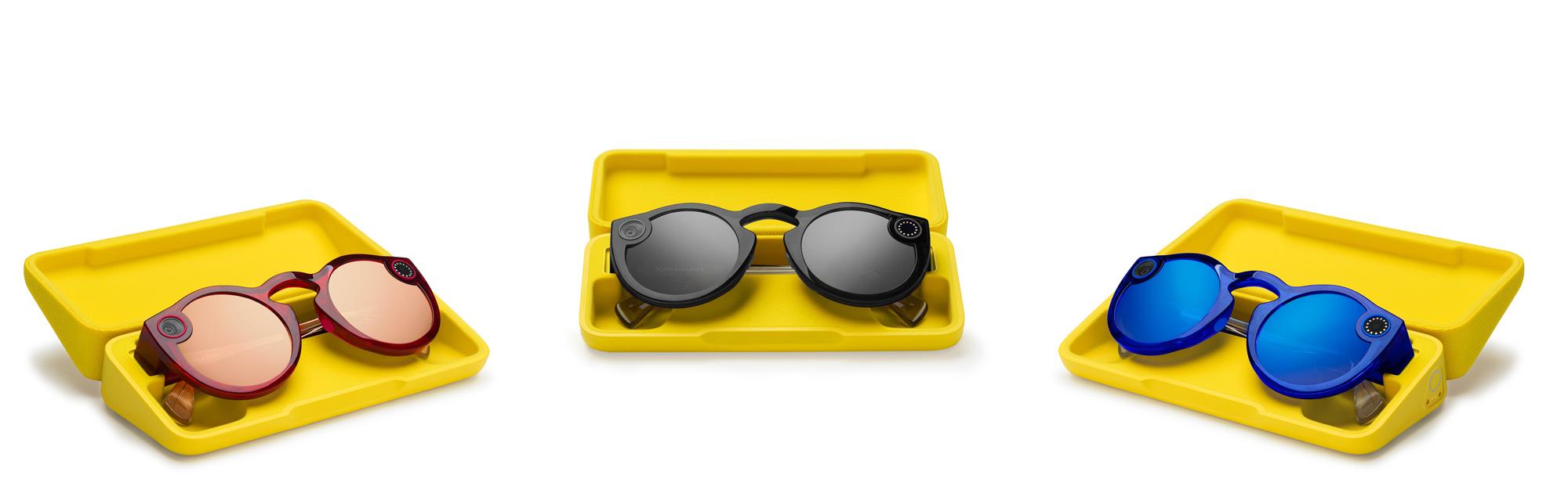 a247ad99f7368 Snapchat dévoile la nouvelle version de ses lunettes Spectacles - Tech -  Numerama