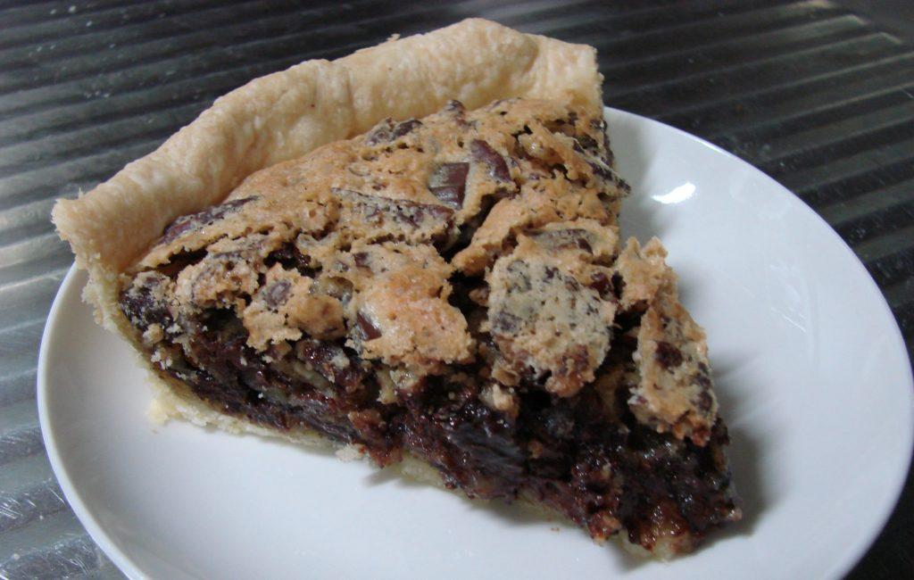 Derby Pie gâteau pâtisserie
