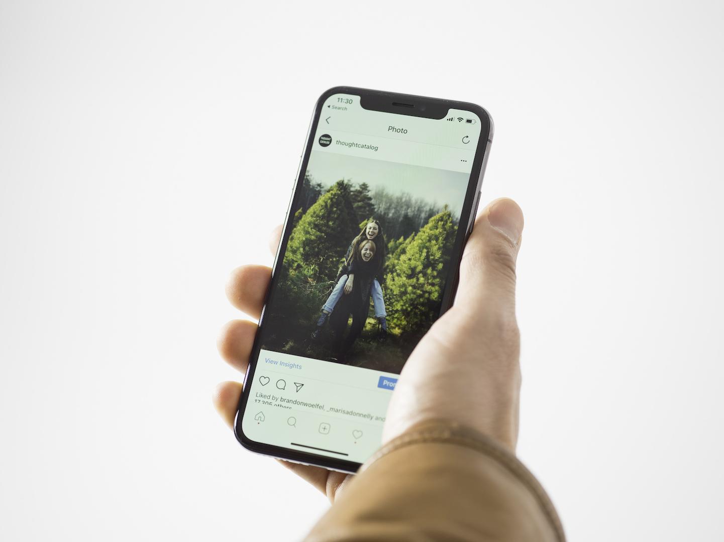 Vous ne voyez plus les photos de vos amis sur Instagram ? Ce n'est pas à cause d'un complot, mais d'un algorithme