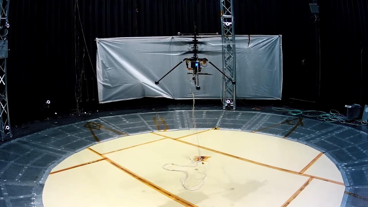 Le premier hélicoptère autonome de la NASA partira pour Mars en 2020
