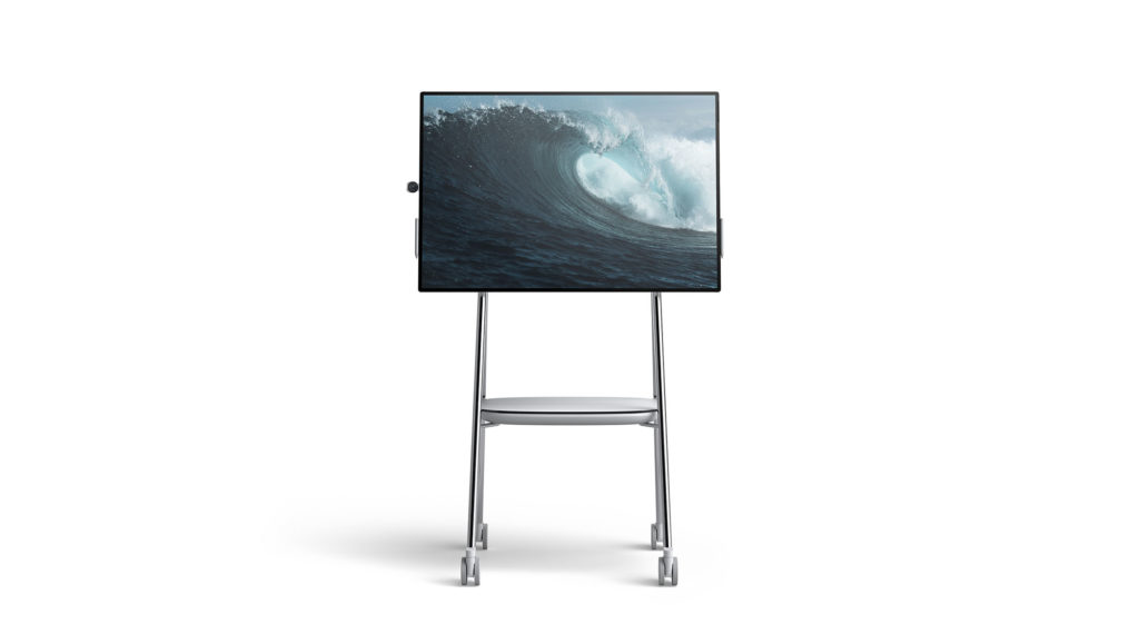 Surface Hub 2 trépied