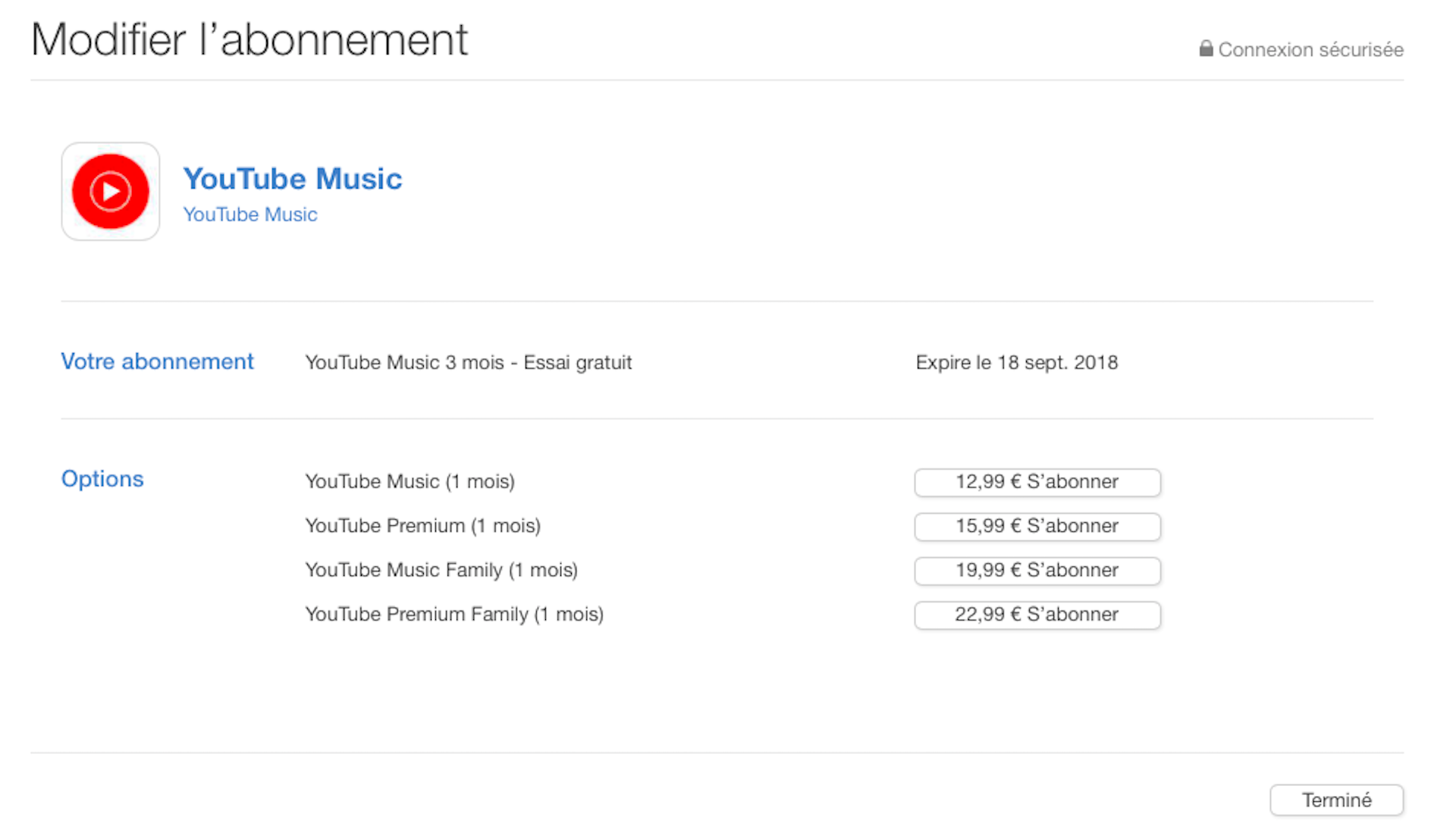 Youtube (Music) Premium arrive en France pour concurrencer Apple et Amazon