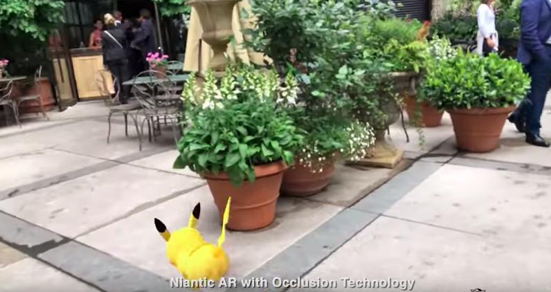 Niantic ouvrira la plateforme Pokémon GO AR à des développeurs tiers