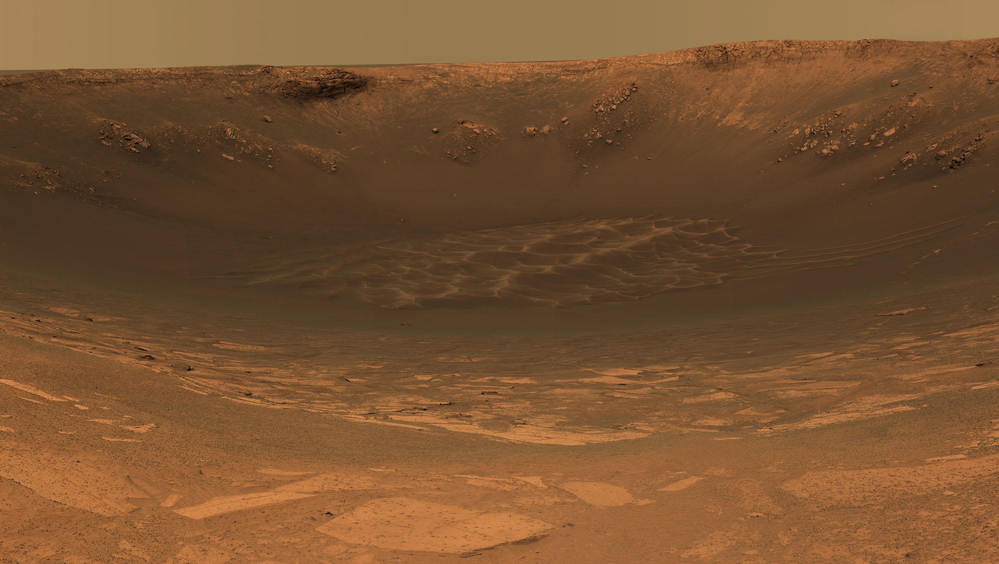 La NASA a créé une playlist pour réveiller son rover Opportunity