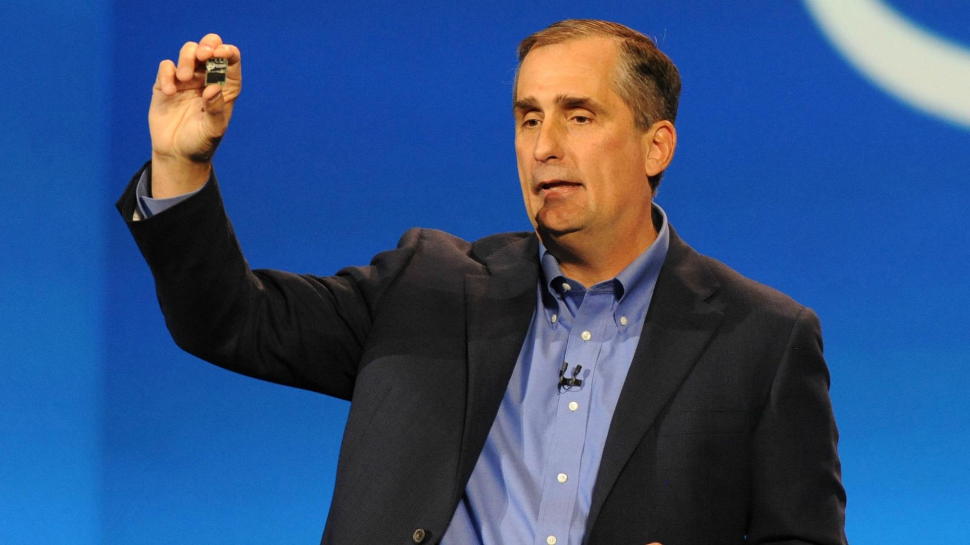 Le patron d'Intel démissionne à cause d'une liaison
