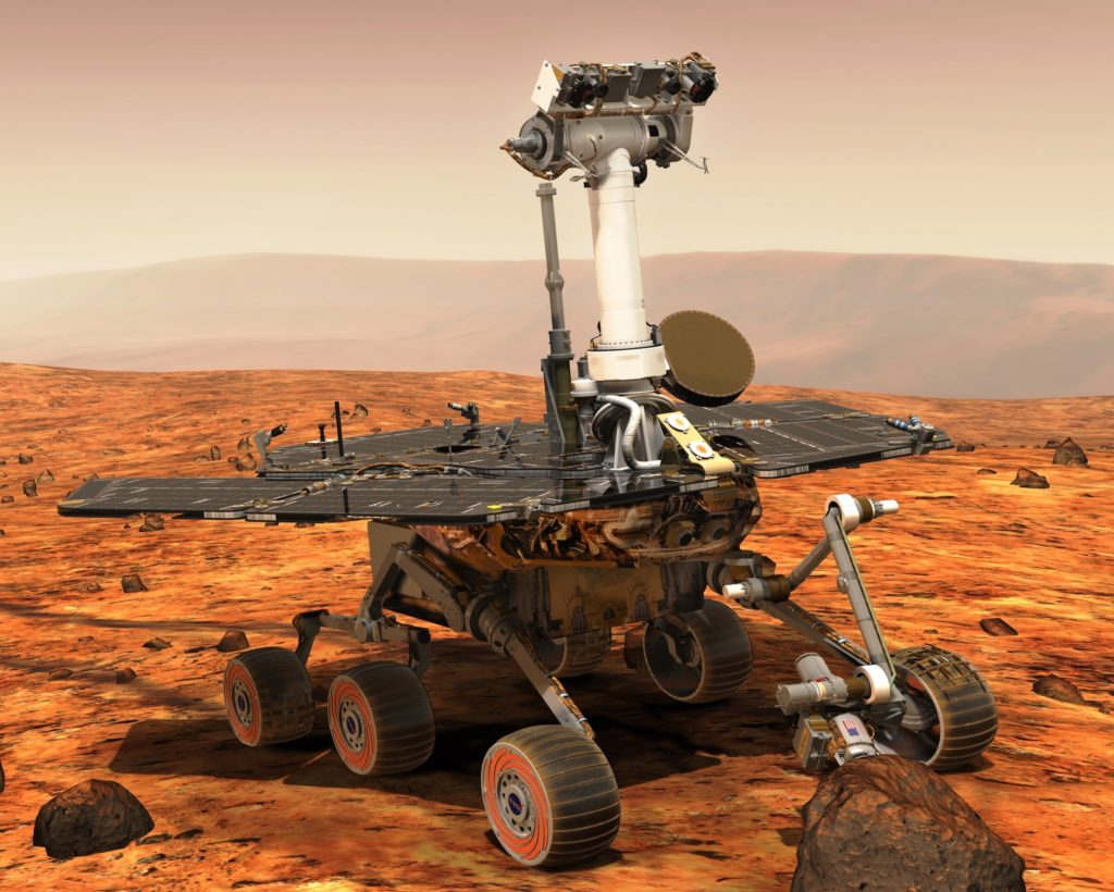 Opportunity et l'exploration du cratère Endeavour - Page 14 Mars-exploration-rover-spirit-opportunity-surface-of-red-planet-nasa-image-posted-on-spaceflight-insider-1-1024x820
