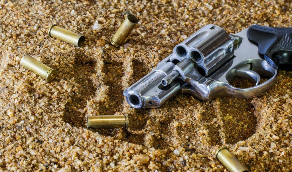 revolver arme