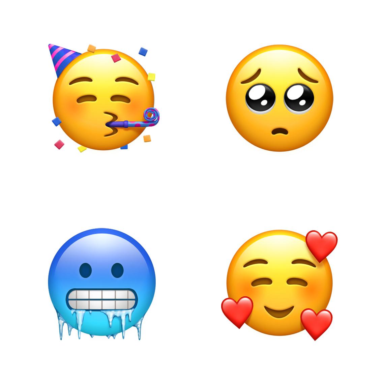 Apple Dévoile 70 Futurs Emojis