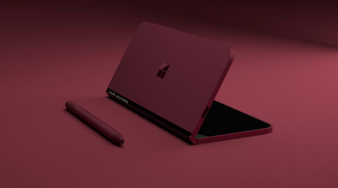 Microsoft Andromeda : « repousser la frontière entre le smartphone et l'ordinateur »