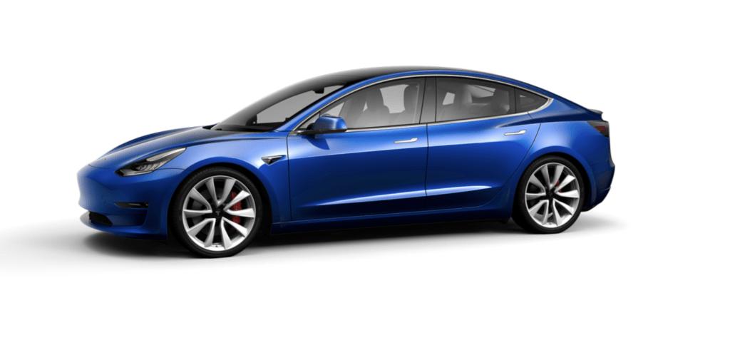 Configurez dès maintenant la Tesla Model 3 que vous ne pourrez pas (encore) commander