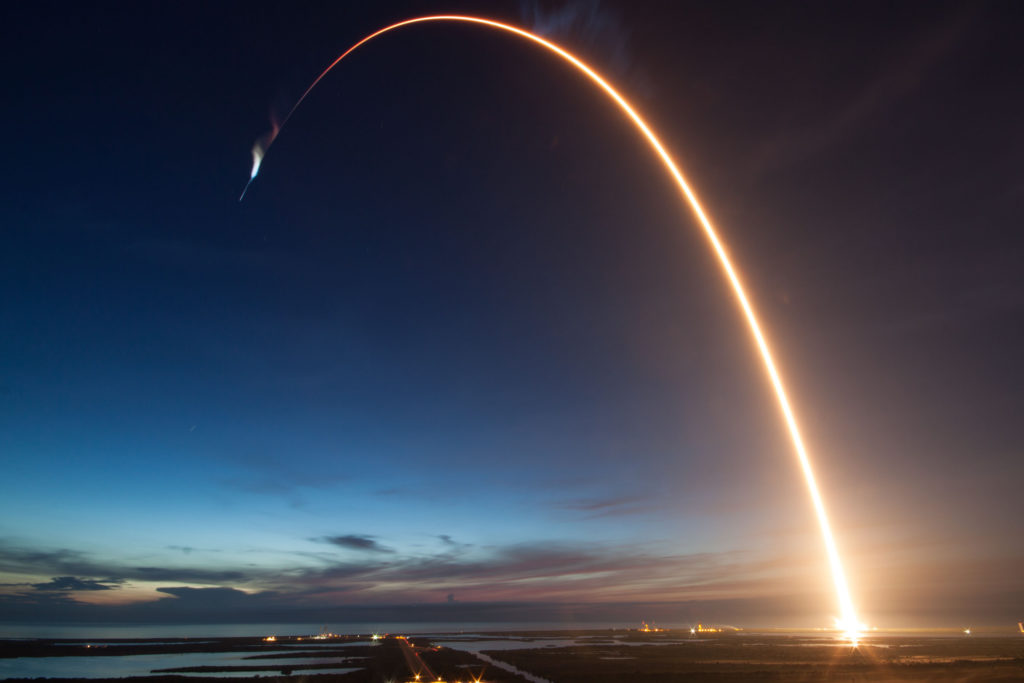 Falcon 9 (Iridium Next 8) - VAFB - 11.1.2019 Falcon-9-spacex-fusee-lancement-1024x683