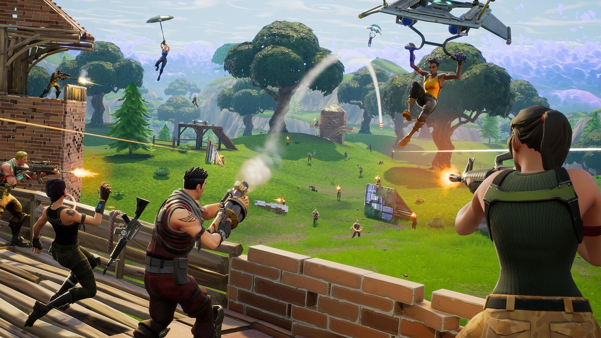 Le store Google pour la version Android ? Epic répond — Fortnite