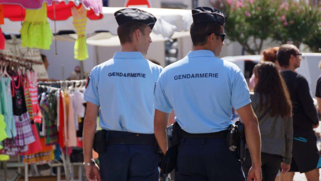 gendarme gendarmerie