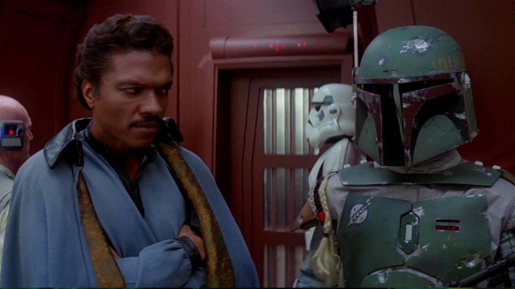 Lando et Boba