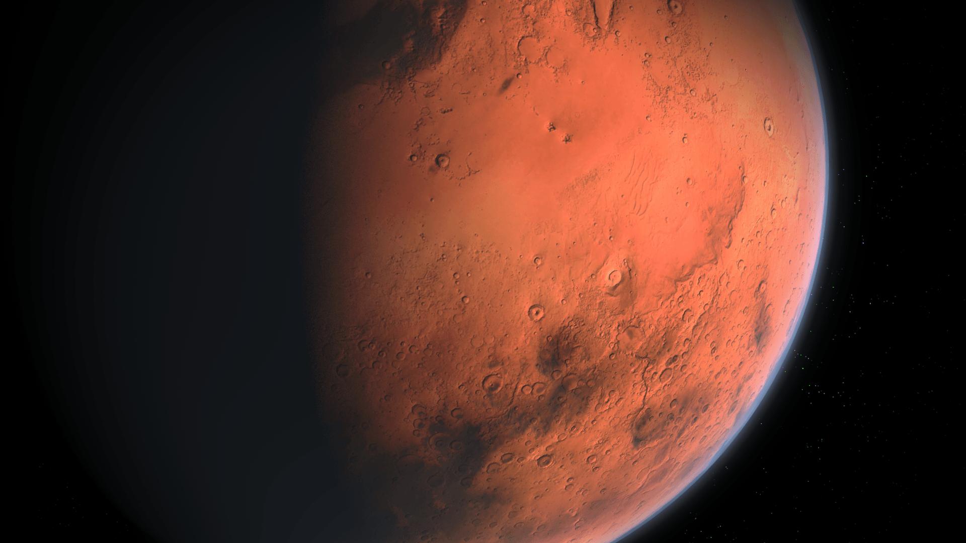 Oui Il Y A De L Eau Sur Mars La Vie Serait Elle Possible Sur La