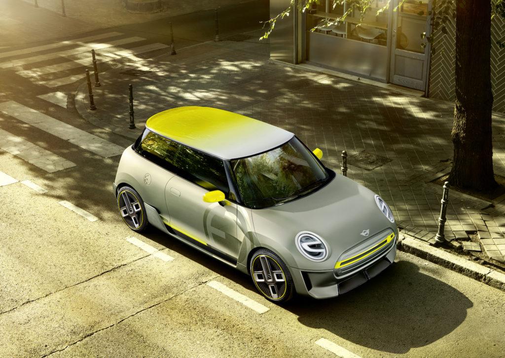 BMW produira la tant attendue Mini électrique en Chine