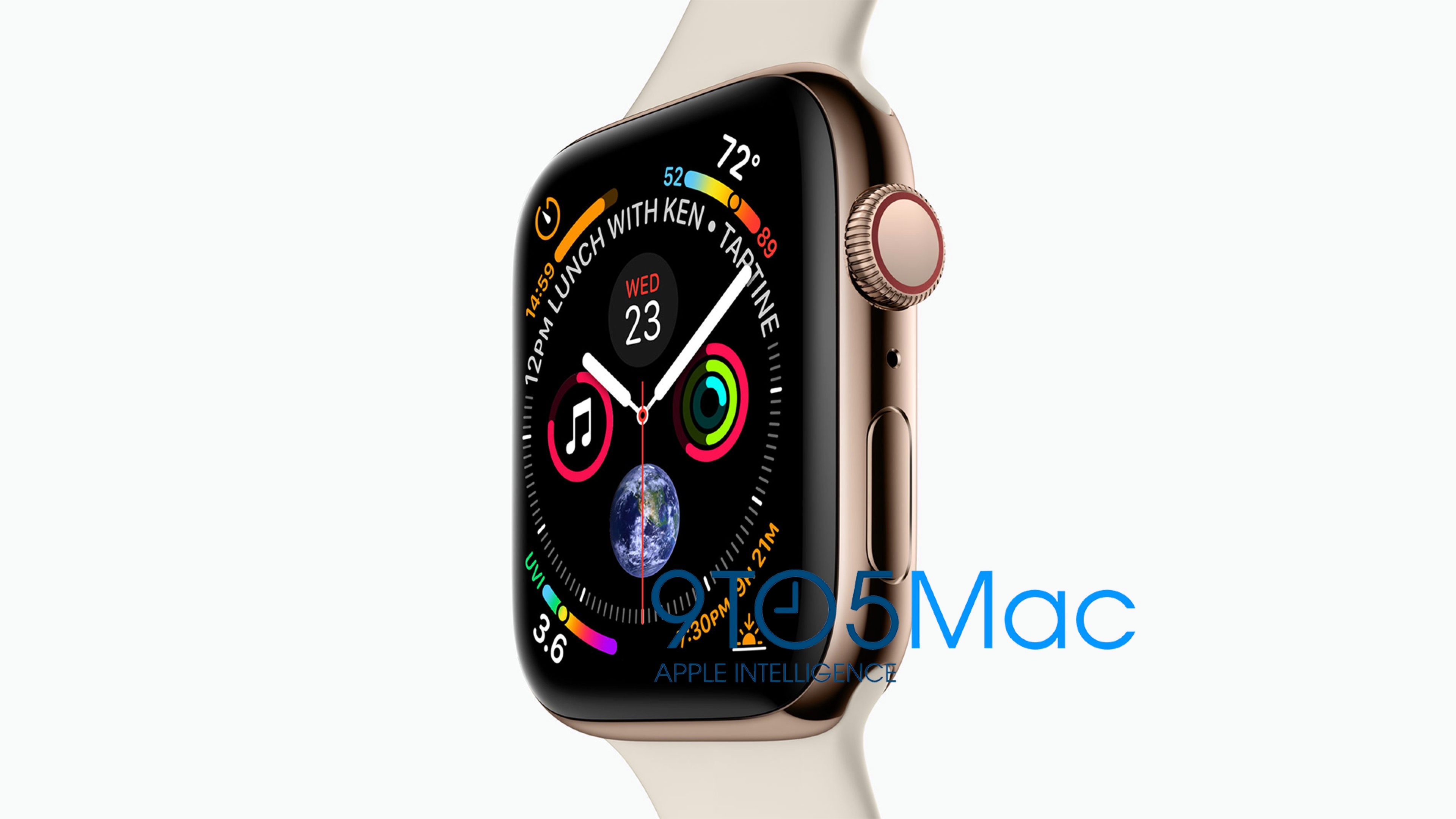 Apple Watch Series 4 / Source: 9TO5Mac