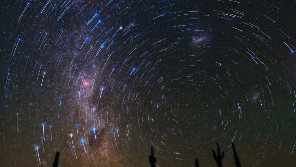 étoiles du ciel