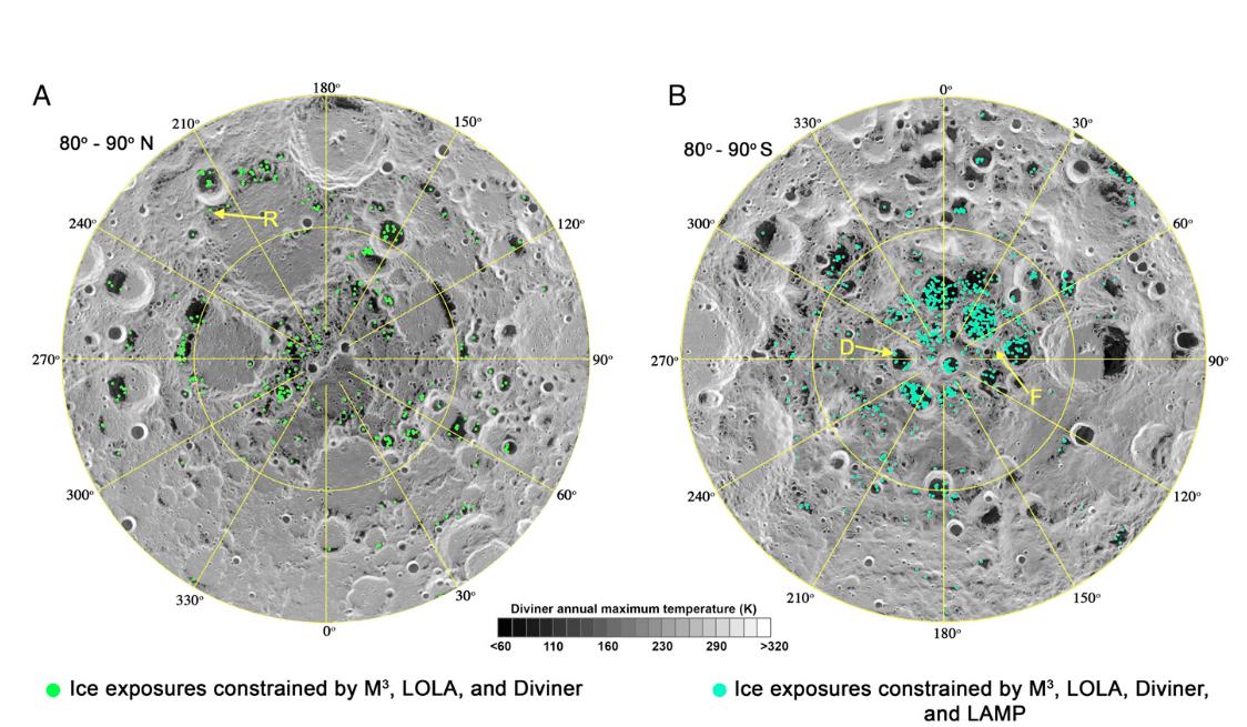 Chandrayaan-1 - Mission autour de la Lune - Page 6 Ice