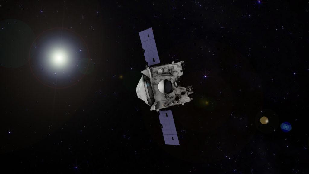 OSIRIS-REx - Mission autour de Bennu - Page 3 Osirisrexcruisestill-1024x576