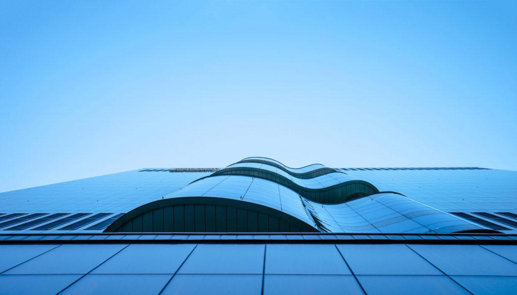 toronto ville building immeuble verre