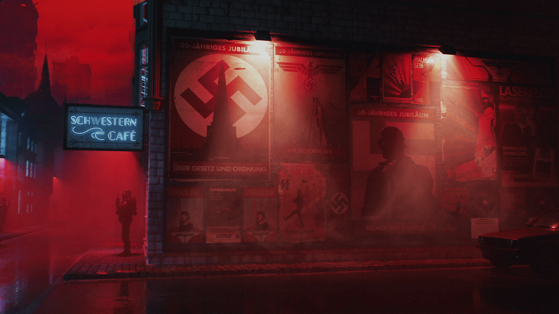 In Germany Video Games Can Now Show Nazi Symbols Pop Culture